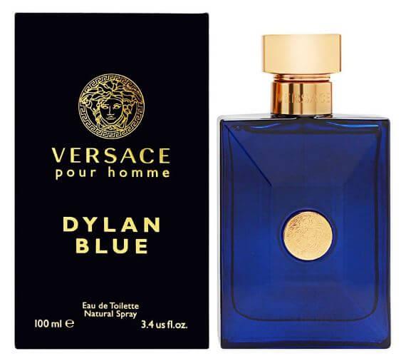 Versace Dylan Blue, summer cologne