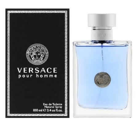 Versace Pour Homme for Men 3.4 oz Ea