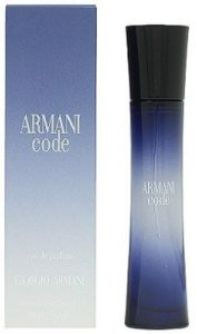Armani Code By Giorgio Armani For Women. Eau De Parfume Spray 1-Ounce