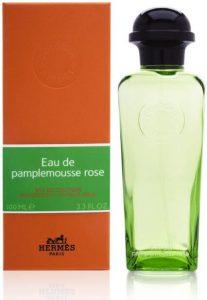 Eau De Pamplemousse Rose By Hermes For Unisex Eau De Cologne Spray 3.3 Oz
