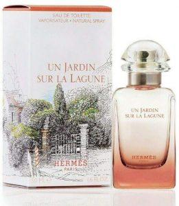 Hermes Un Jardin Sur La Lagune Eau De Toilette Spray Unisex 1.7 Ou