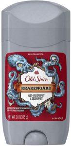 Old Spice Antiperspirant & Deodorant Wild Collection Krakengard, 0.17 Pound