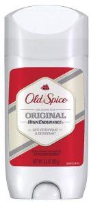 Old Spice High Endurance Long Lasting Stick Men's Antiperspirant and Deodorant, Original Scent - 3.0 Oz
