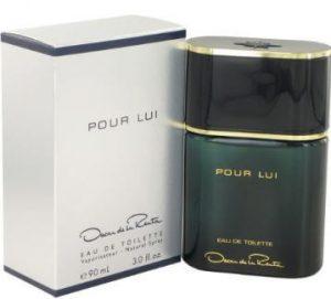 Oscar Pour Lui by Oscar de la Renta - Eau De Toilette Spray 3 oz