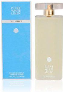 Pure White Linen By Estee Lauder For Women. Eau De Parfum Spray 3.4 OZ