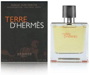 Terre D' Hermes By Hermes For Men. Parfum Spray