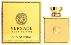 Versace Oud Pour Femme Oriaental Eau de Parfum Spray 3.4 Ounce
