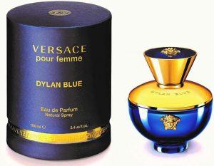 Versace Versace Dylan Blue Pour Femme 3.4 Oz Eau De Parfum Spray