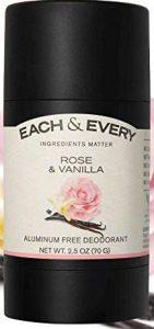 Best Deodorant For Women Odor